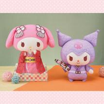 My Melody Oh! Ninja Big Plush Toy-Big #Kuromi - $51.43