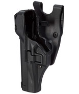 BlackHawk Serpa Level 3 Auto Lock Duty Holster Matte Finish Size 16 H&K ... - $50.00