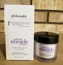 PHILOSOPHY- Uplifting Miracle Worker- Cool-Lift&Firm Moisturizer for Fac... - $45.00