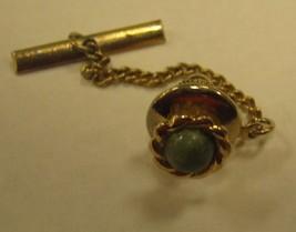 Jade Tie Pin. - $9.89