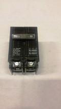 B220H BOLT-ON Circuit Breaker - Breaker 20A 2P 120/240V 22K Blh - $34.05