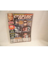 StarLog Science Fiction  Magazine July 1995 Batman Forever - $3.99