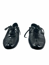 Women's Cole Haan Air Bria Black Patent Leather Sneakers Size 9.5B - $24.75