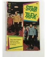 Star Trek #8 GOLD KEY-1970-Youth Trap-Photo Cover-15c-Alberto Giolitti L1 - $24.75
