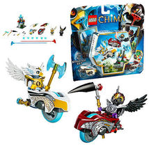 LEGO Legends of Chima Sky Joust (70114 New) Building Toy Kit - $29.89