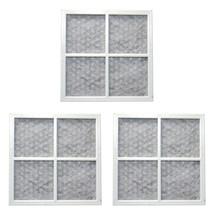 3x HQRP Fresh Air Filters for LG LFX31925SW LFX33975ST LFX31935ST LFX289... - $21.45