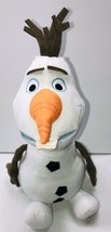 "Disney Store Authentic Original Frozen Character Olaf Soft Plush Toy 17"" - $23.64"