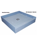 PreFormed Ready to Tile Shower Pan 42  x 42 - $659.99