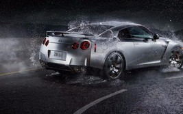 2015 Nissan GT-R (Splash) POSTER | 24 x 36 INCH | - $18.99