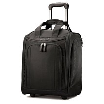 Samsonite Wheeled Underseater Large Black Luggage Travel Suitcase Carry-... - $105.19