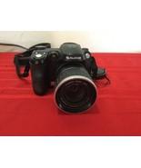 Fujifilm FinePix S Series S5200 5.1MP Digital Camera - Black - $60.00