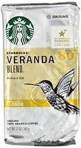 Starbucks Veranda Ground Coffee 12oz - 3 Pack - $36.62