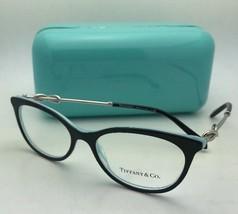 e33bb60bc1 TIFFANY  amp  CO. Eyeglasses TF 2142-B 8193 53-16 140 Black