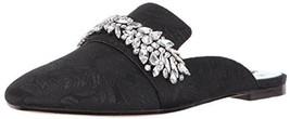 Badgley Mischka Women's Kana Loafer, Black, 8.5 Medium US - $182.68