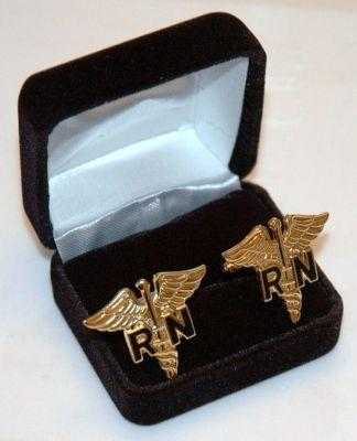 Primary image for US Army RN Nurse Cuff Links