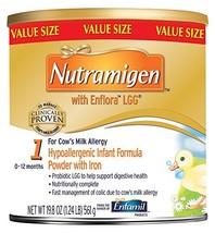 Enfamil Nutramigen Infant Formula - Hypoallergenic & Lactose Free Formul... - $44.75