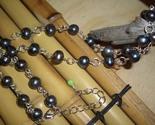 Pearl y516unique blackgem necklace thumb155 crop