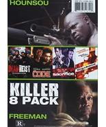 Killer 8-pack DVD - $2.00