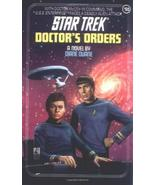 Doctor's Orders (Star Trek, Book 50) [Jun 01, 1990] Duane, Diane - $3.91