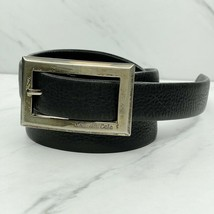 Kenneth Cole New York Vintage Genuine Full Grain Leather Belt Size Large... - $23.26