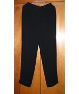 NEW Women's TALBOTS Dress Black Pants 8 / M $100  - $49.99