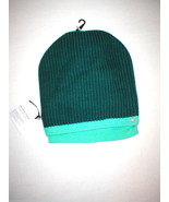 NWT Womens Lululemon Hat On the Go New Yoga Lounge Run 2 Dark Aqua Blue ... - $28.00