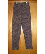 CENTRAL FALLS Women's Brown/Black Pants M (Medium) / 6 - 8 - $17.99