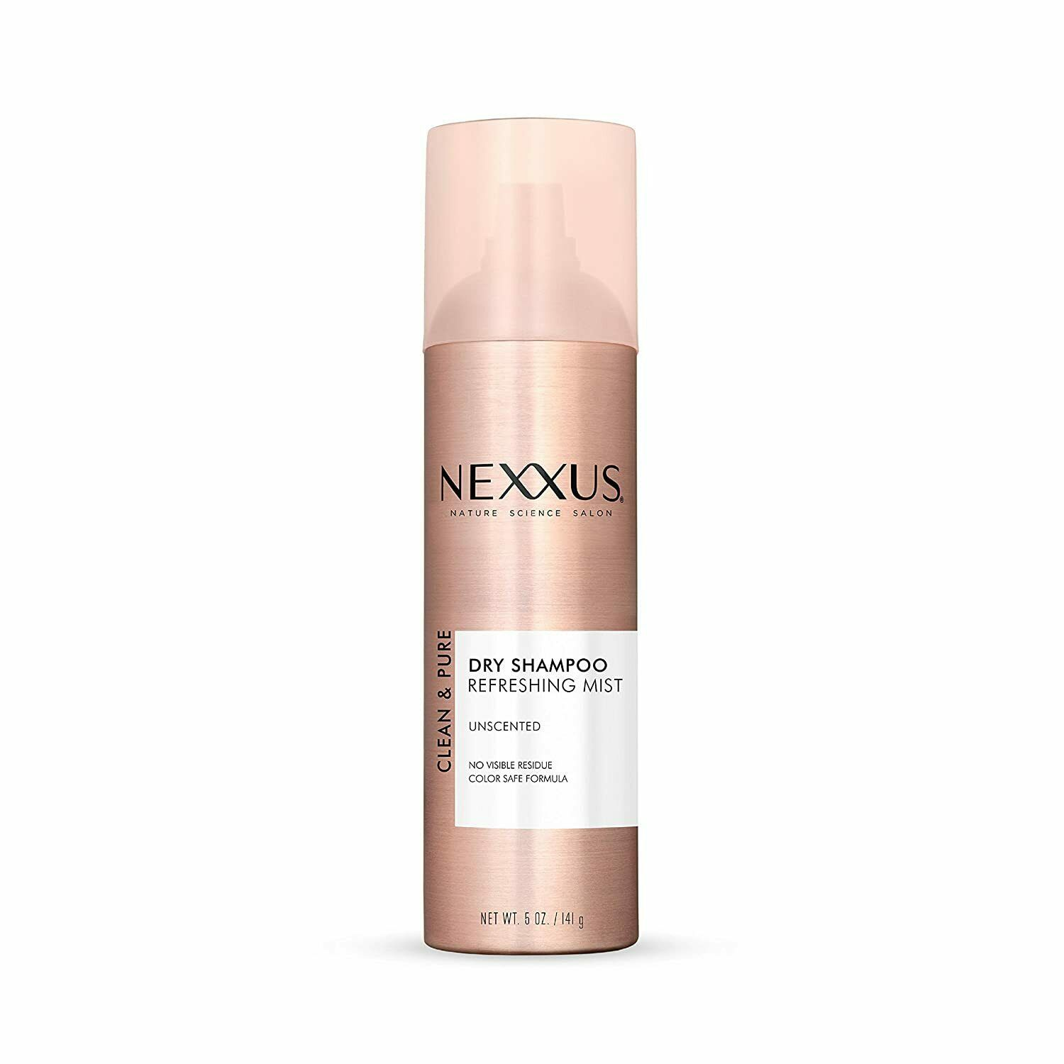 Dry Shampoo Nexxus Clean & Pure Unscented 5 Ounce - $49.49
