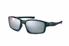 Oakley OO9247-09 Polarized Chainlink Polished Black Iridium Mens Sunglasses - $69.29