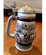 Vintage Avon Ceramic Stein - Car Classics - 1981 - $19.99