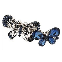 Butterfly Hair Clip for Women Beautiful Hair Ornaments Exquisite Hair Barrette image 1