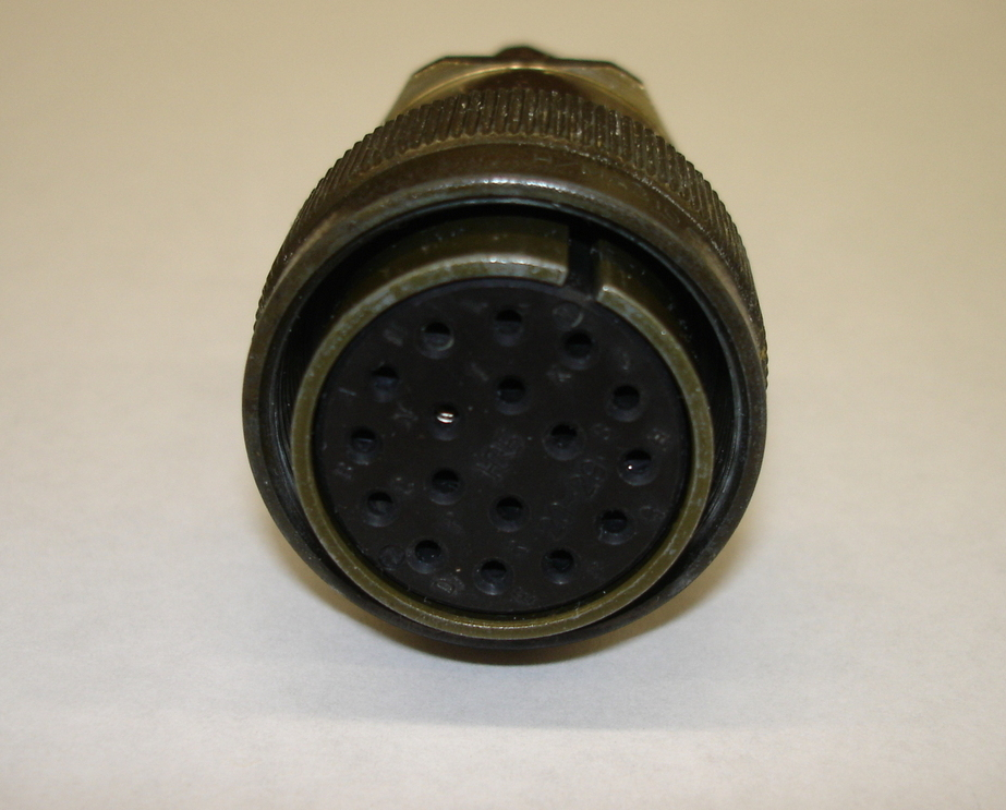 HRS Circular Power Connector H/MS3106A20-29SW