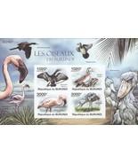 Birds Flamingo Reed Cormorant Pygmy Goose Shoebill Exotic African Palm T - $15.03