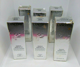 LANCOME TEINT MIRACLE Lift-from-Within Makeup Spf 15 1.0oz/30ml NIB Choo... - $35.95