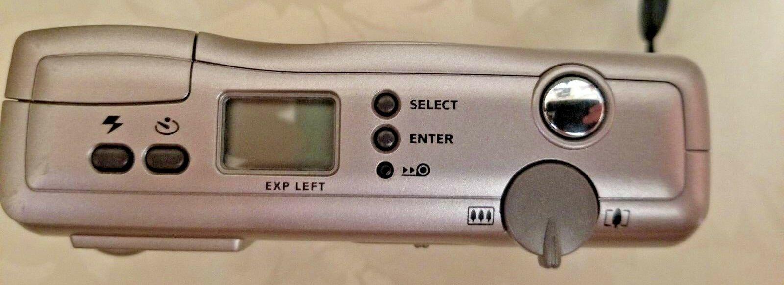 Kodak Advantix C650 Zoom APS Point & Shoot Film Camera image 4