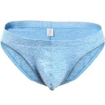 3pcs Men's sexy underwear cotton blend 3D pouch briefs underpants pantie... - $24.00
