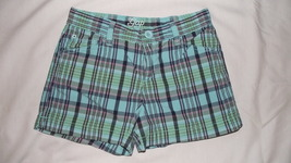 Gap kids plaid shorts size 12 regular - $7.00