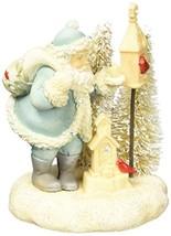 "Enesco Foundations Mini Winter Vignette Santa Stone Resin Figurine, 3"" - $30.15"