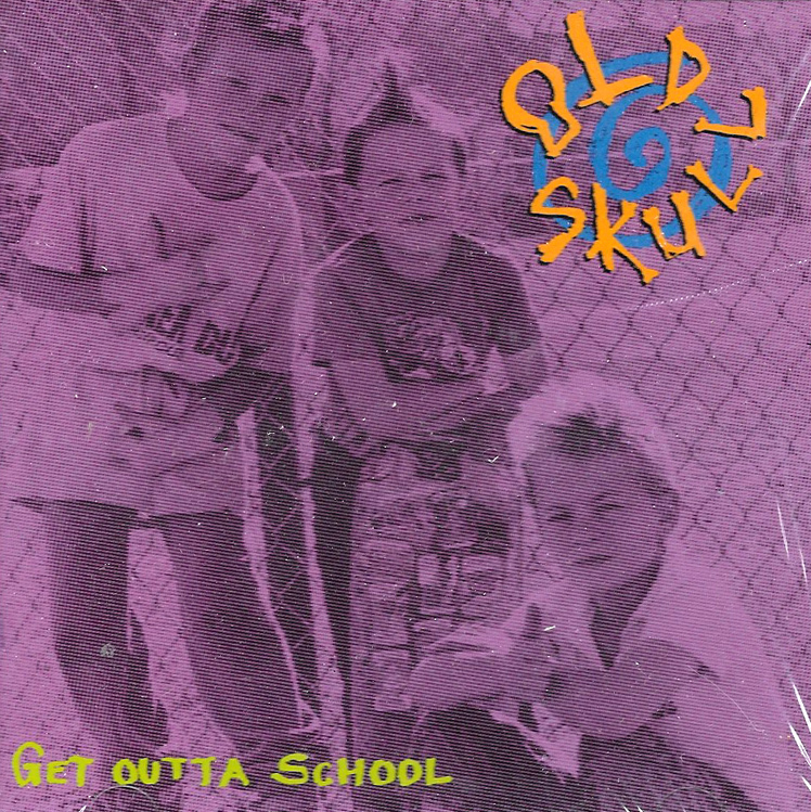 Primary image for Get Outta School - Old Skull - Sealed CD - Like New (unwrapped case has crack)