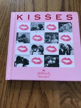 Hallmark Books Kisses, a Photographic Celebration, photos, hardcover Shi... - $4.88