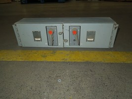 FPE QMQB1132R 100/100A 3p 240V Twin Fusible Switch Unit Used - $600.00