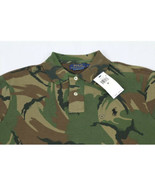 Polo Ralph Lauren Men's Classic Fit Polo Shirt Camouflage Print Size Sma... - $35.63