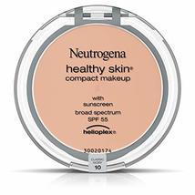 Neutrogena Healthy Skin Compact Makeup Foundation, Broad Spectrum Spf 55, Classi - $14.73