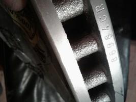 Napa 66984 Brake Rotor: Various Makes And Models; Brake Rotor image 2