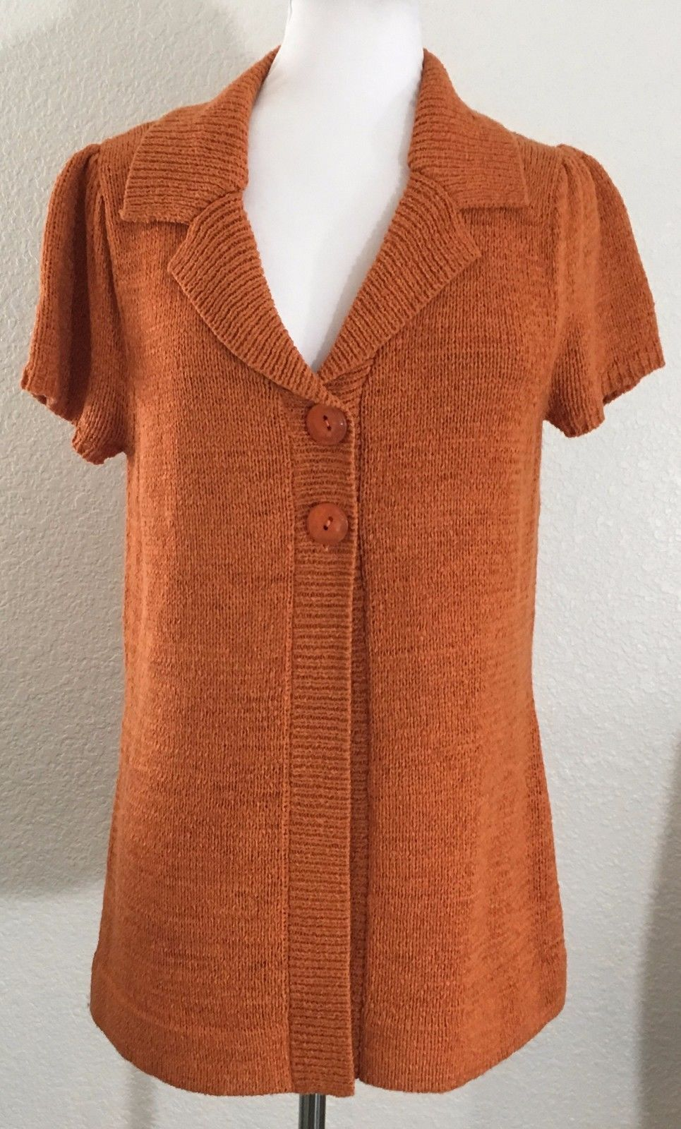 9c532df14546 August Silk Sz Medium Rust Orange Double and 50 similar items