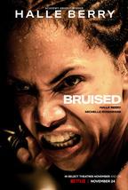"Bruised Poster Halle Berry Netflix MMA Movie Art Film Print Size 24x36"" ... - $10.90+"