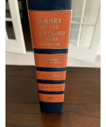 Readers Digest Condensed Books Vol 4 1983 Hardcover First Edition  - $6.60