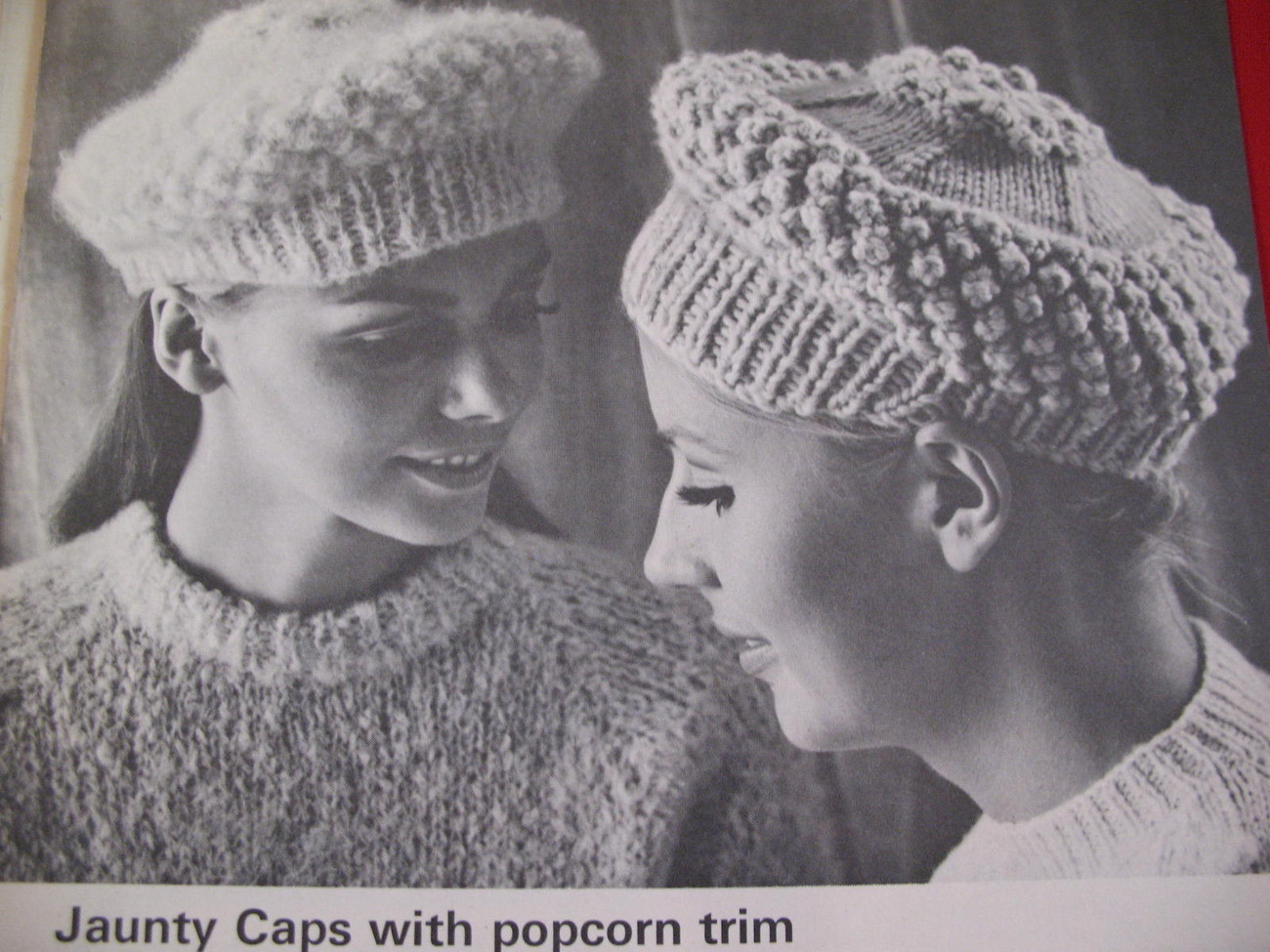 Beehive Winter Headwear Knitting Patterns Family Hats Caps image 2