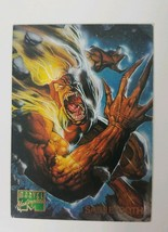 Sabretooth # 85 Trading Card Ungraded 1995 Fleer Marvel Masterpieces - $6.79