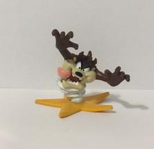 Taz Tasmanian Devil 1996 Applause PVC Figure Looney Tunes - $8.90